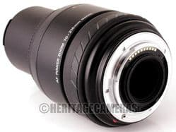 Yashica 70-210mm Macro Zoom Lens for 200 230 270 300 AF SLRs (manual focus ONLY), Complete and Boxed